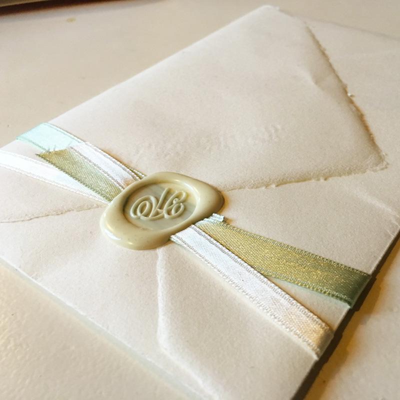 Partecipazioni Matrimonio Carta Amalfi.Partecipazioni Carta Amalfi Fm Wedding Day Monza