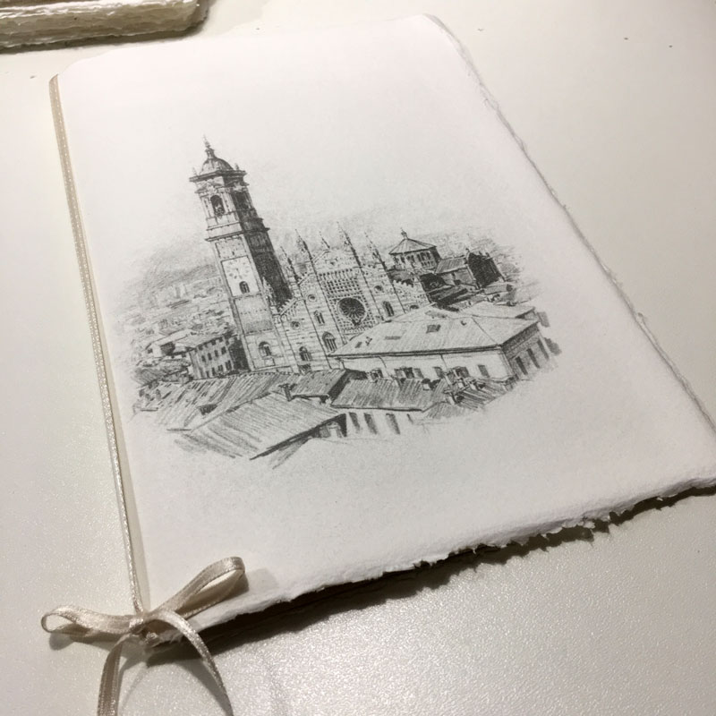 Libretto messa carta Amalfi