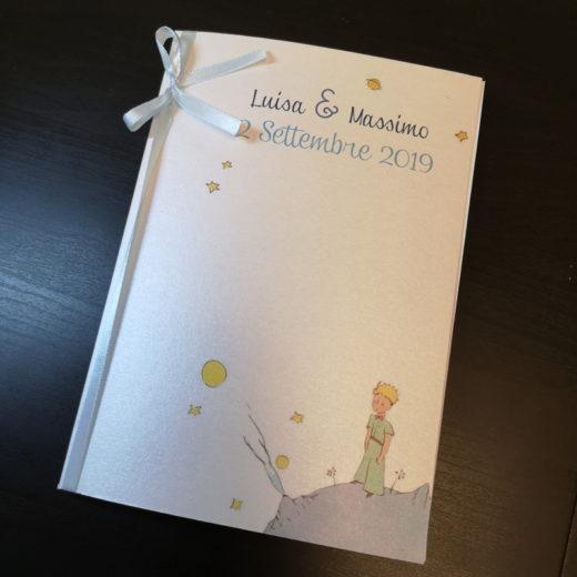 libretto messa piccolo principe